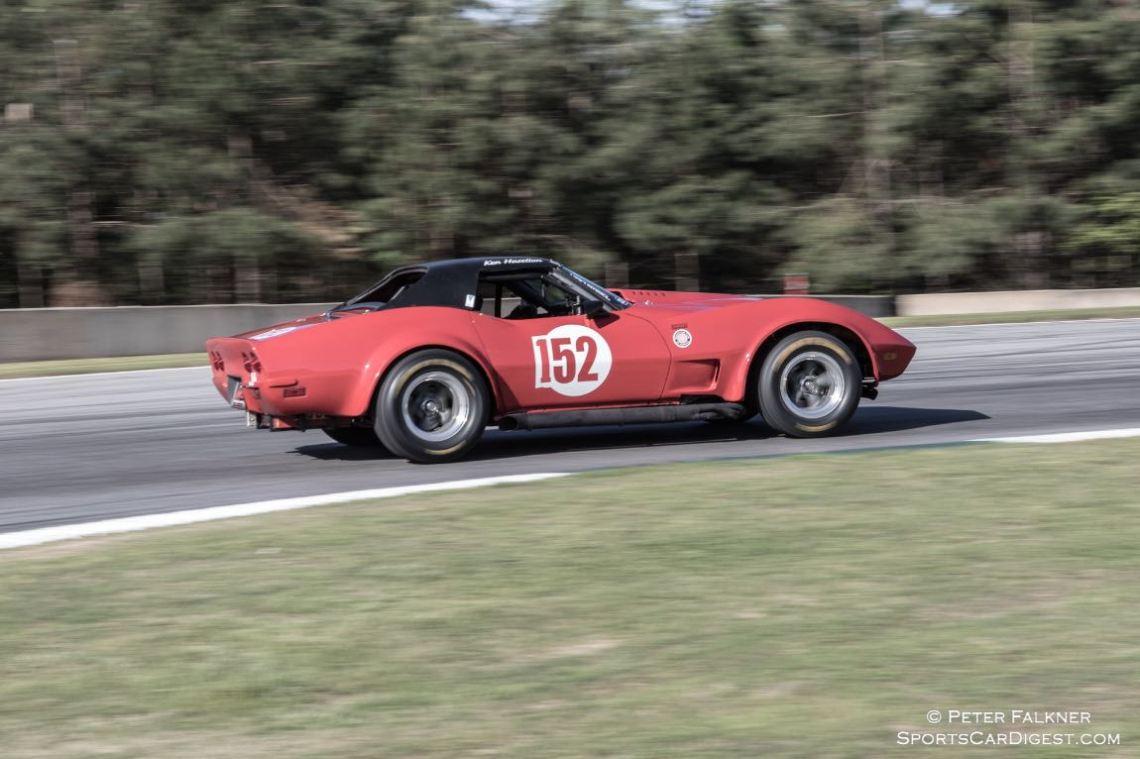 Hazelton, 72 Chevrolet Corvette
