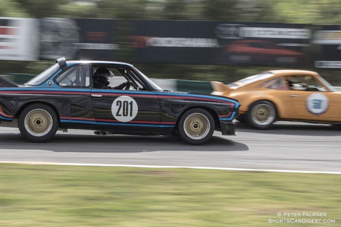 Summerour, 73 BMW CSL through 7