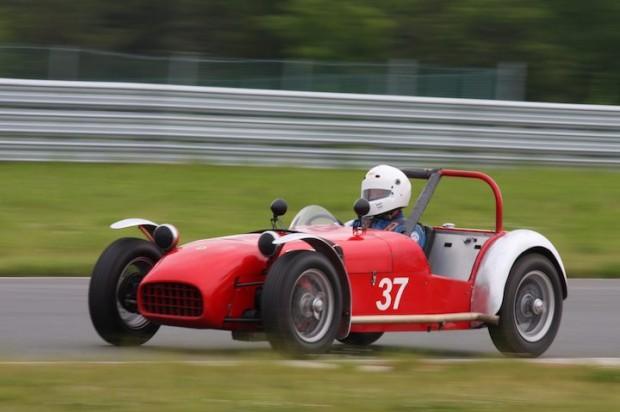George Vapaa - 1959 Lotus Seven