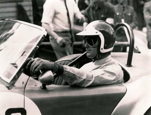Bob Bondurant, 1964 Freiburg Schuansland Hill Climb, FIA Cobra