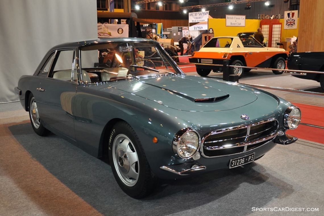 Osca 1600 GT Touring - 1961 (Lopresto Collection)