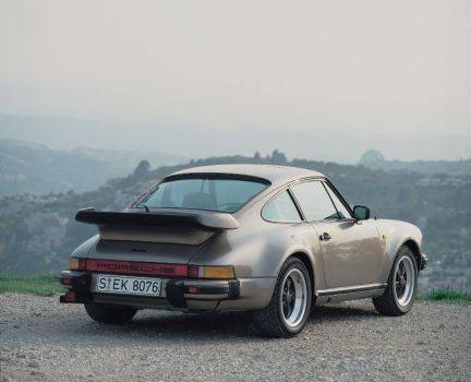 1982 Porsche 911 Turbo 3.3 Coupe