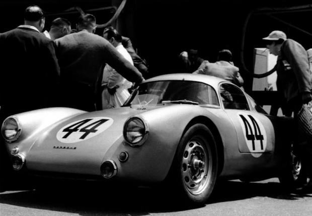 1953 Le Mans 24 Hours Porsche 550 Coupe