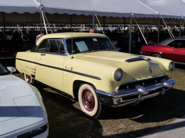 1953 Mercury Monterey 2-Dr. Hardtop