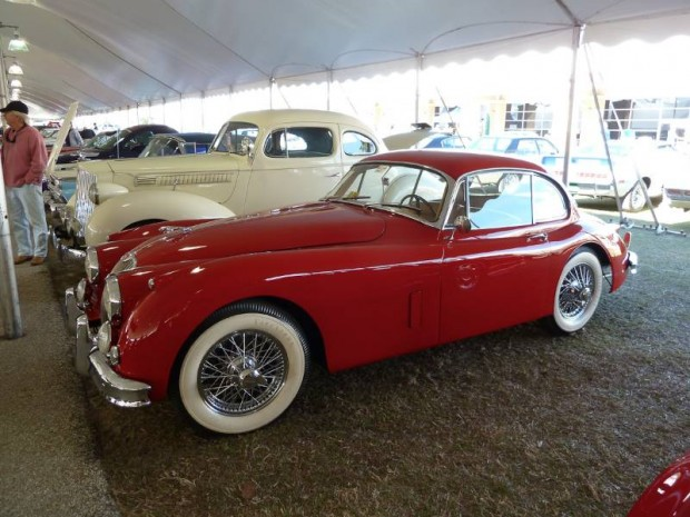 Jaguar XK 150 Fixed Head Coupe