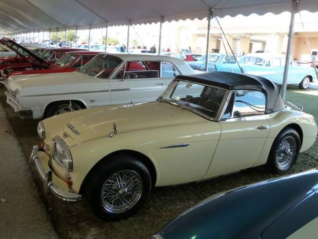 1967 Austin-Healey 3000 Convertible