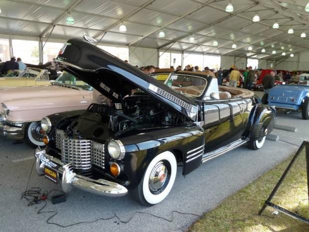 1941 Cadillac 41-62 Convertible