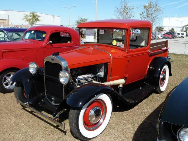1930 Ford Model A Street Rod Pickup