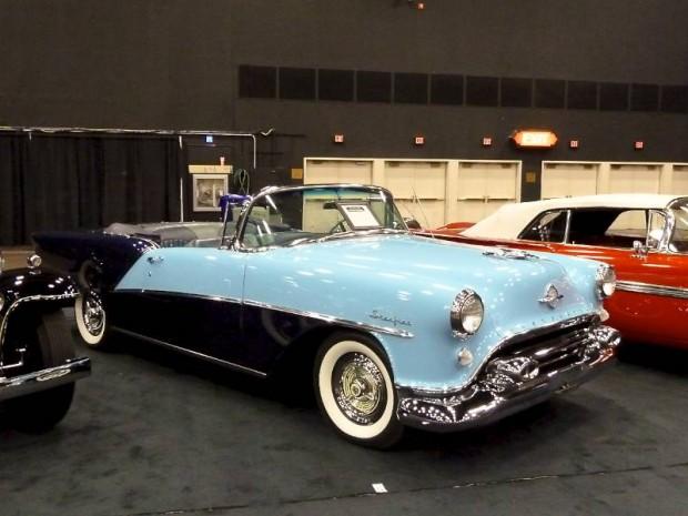 1954 Oldsmobile Ninety-Eight Starfire Convertible