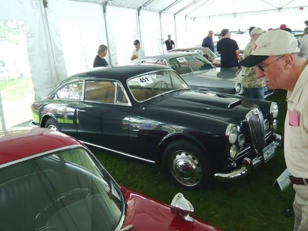 1958 Lancia Aurelia B20 Coupe