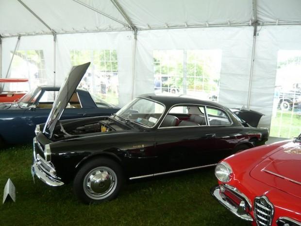 1959 Alfa Romeo Giulietta Sprint Coupe