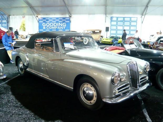 1951 Lancia Aurelia B50 Cabriolet