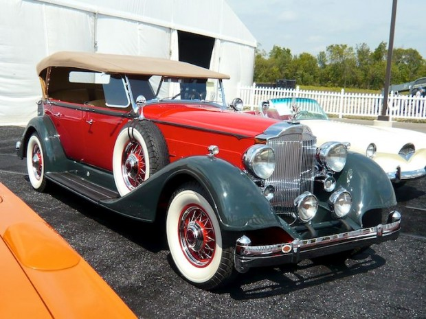 1934 Packard 1107 Twelve Phaeton