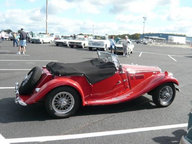 1955 MG TF 1500 Roadster