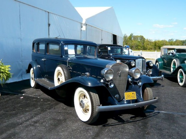 1932 Cadillac 452 V-16 Imperial Limousine