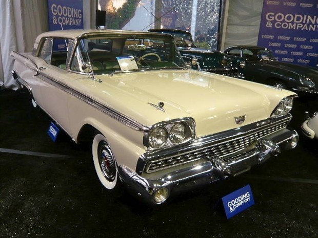 1959 Ford Galaxie 500 2-Dr. Hardtop