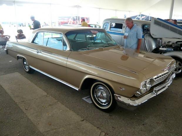 1962 Chevrolet Impala 2-Dr. Hardtop