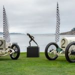 1914 French Grand Prix at Pebble Beach Concours 2014