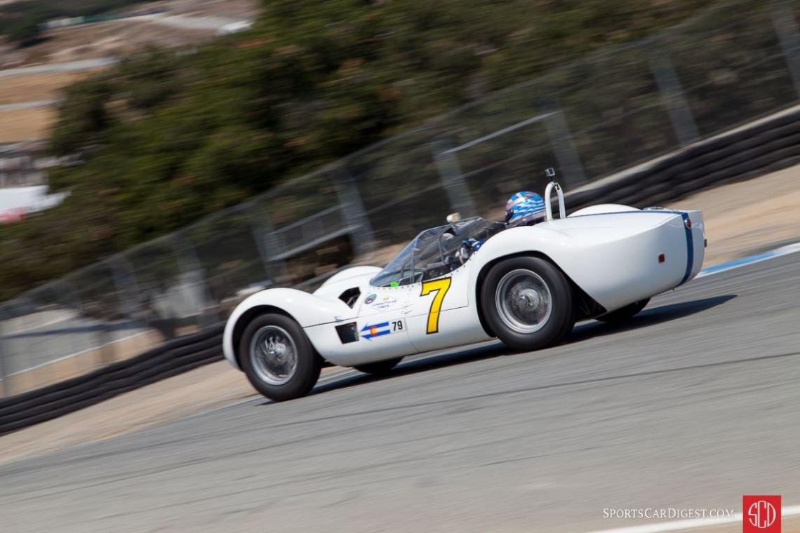 Jonathan Feiber - Maserati Tipo 61