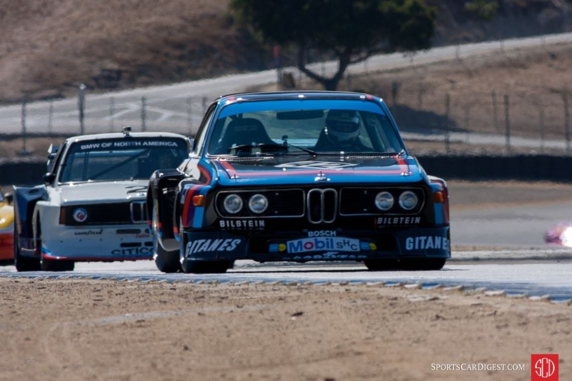 Mark Colbert - BMW CSL