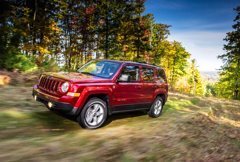 2014 Jeep Patriot Latitude 4x4 - Driving Report, Road Review