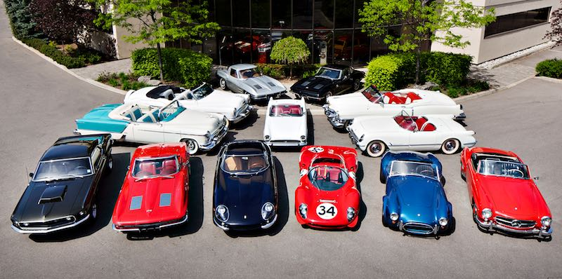 Peter klutt collection at gooding pebble beach 2015 for Pebble beach collection