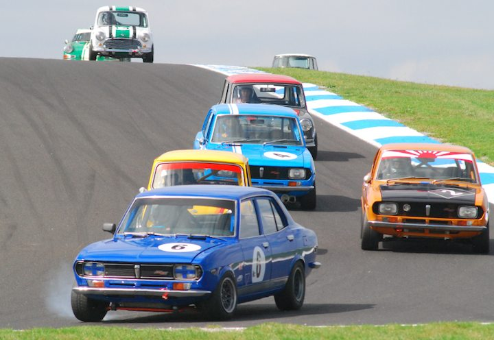 1971 Mazda Rx2: Report And Photo Gallery