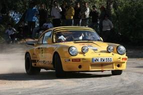 Porsche 911 RSR with Walter Rohrl