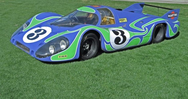 Porsche 917LH - Simeone Foundation