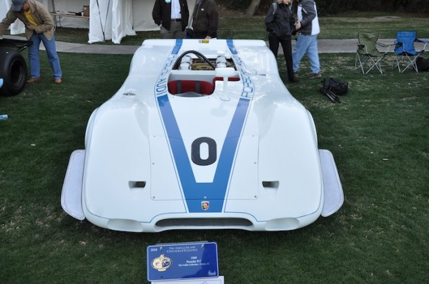 1969 Porsche 917 PA - Collier Collection