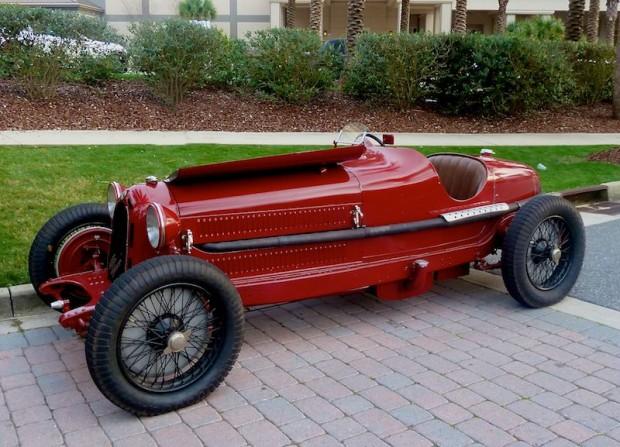 Pur Sang 8C 2300 Monza