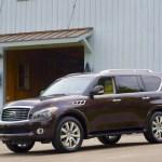 Infiniti QX56 4WD – Driving Report