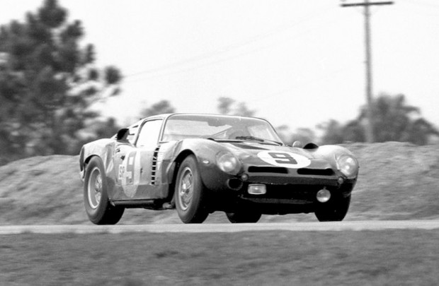 Rainville-Gammino Iso Grifo A3C at Sebring 1965