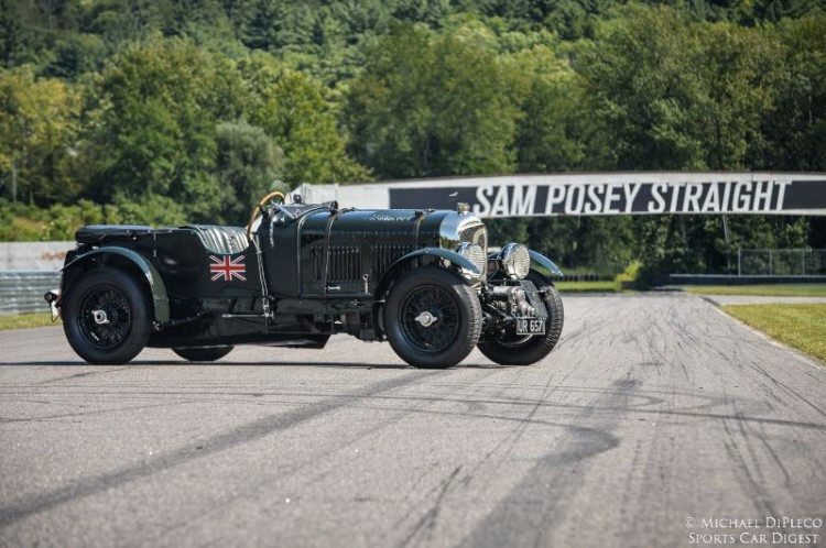 1929 Birkin Blower Bentley 4.5-Litre Vanden Plas owned by Ralph Lauren