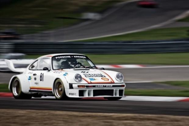 Porsche 934 at Nurburgring Oldtimer Grand Prix