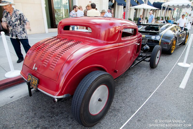 Tom Mcintyre's 1932 Ford 3-Window Coupe by Rolling Bones