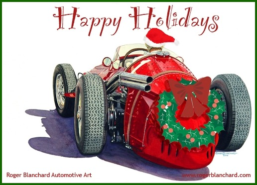 Happy Holidays From Sports Car Digest 2011