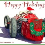 Happy Holidays from Sports Car Digest