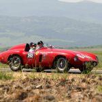 2010 Mille Miglia Includes Ferrari Tribute