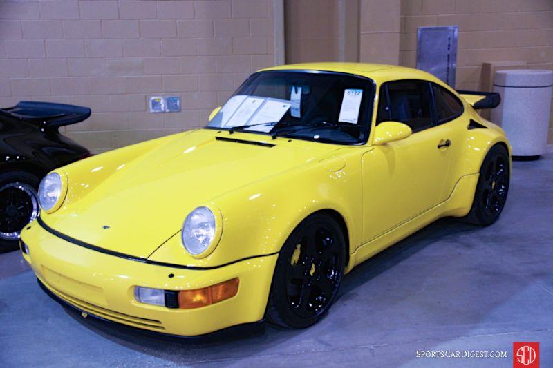 1992 Porsche 911 RUF CTR Coupe