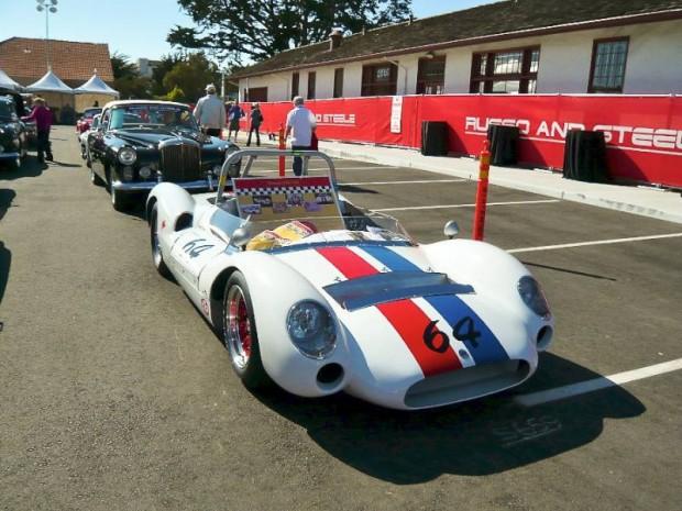1964 Cooper Monaco Roadster