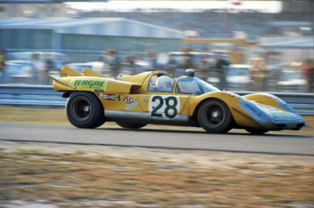 Arturo Merzario/Jose Juncadella Ferrari 512S