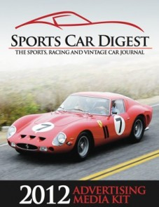 Advertise with Sports Car Digest 2012