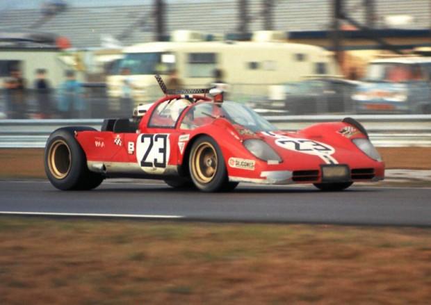 Ronnie Bucknum NART Ferrari 512S
