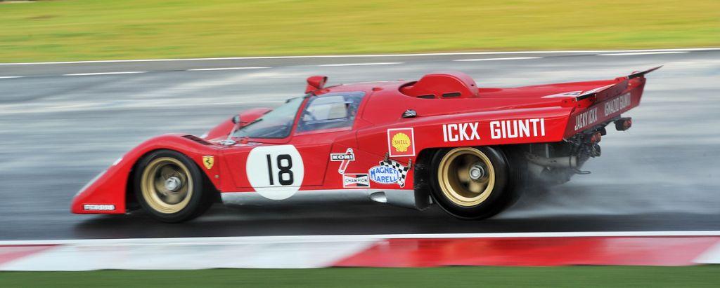 Best Vintage Car Racing Photo Of 2012