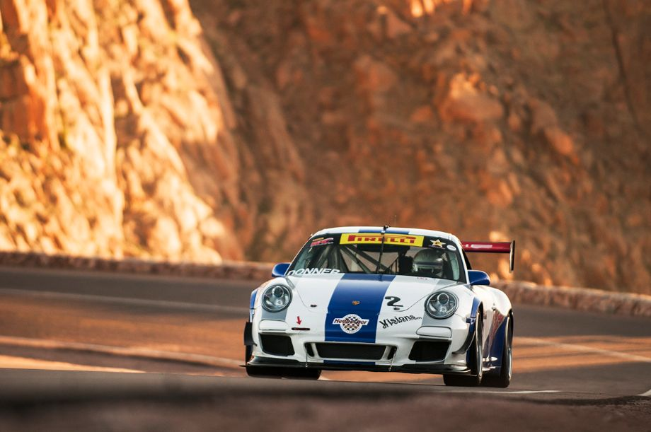 2008 Porsche GT3 Cup - David Donner