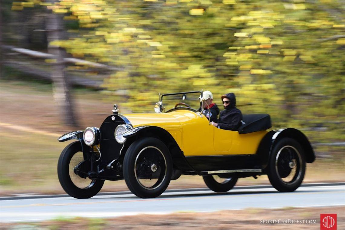 1920 Stutz Series H Bearcat