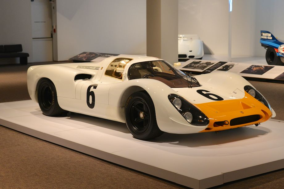 1968 Porsche 908K Prototype, Cameron Healy and Susan Snow - Chassis 908-010 was a factory Porsche race car, and it's thought to be one of five short-tail prototypes exant. It was one of two examples raced at the 1,000 km of Spa in May 1968, co-driven by Vic Elford and Jochen Neerpasch.