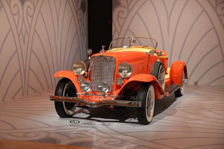 1933 Auburn Twelve Custom Speedster