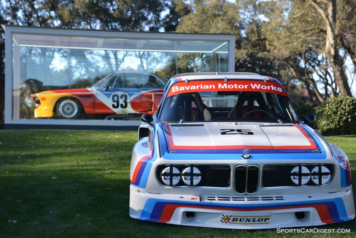 1975 BMW 3.0 CSL Group 4 Race Car